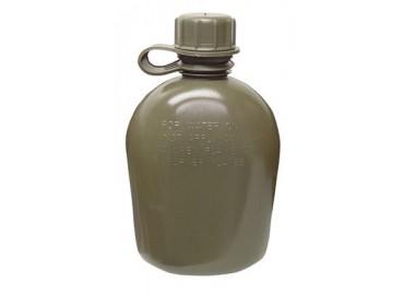 Фляга пластиковая Tru-Spec CANTEEN G1 COLLAP 1QT OD Емкость-1л; Пробка без клапана