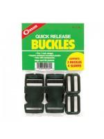 1IN QUICK RELEASE BUCKLES-набор пряжек