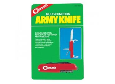 Нож складной Coghlan's Army Knife 5 функций