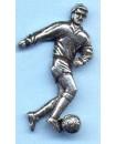 FOOTBALLER PIN-значки