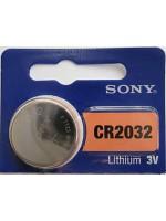 SR2032 SONY батарейки