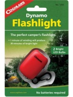Dynamo flashlight, динамо-фонарь