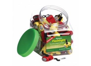 Bowl of Dynamo flashlights, динамо-фонарь