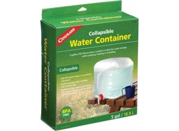 Collapsible water carrier, складной контейнер для воды