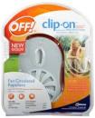 Офф clip-on прибор от комаров с фен-системой+картр…