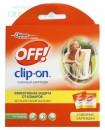OFF clip on 2 сменных картриджа в упаковке