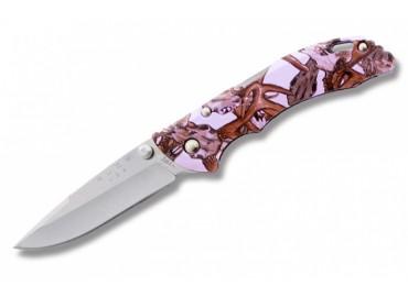 Нож складной Buck Bantam BHW