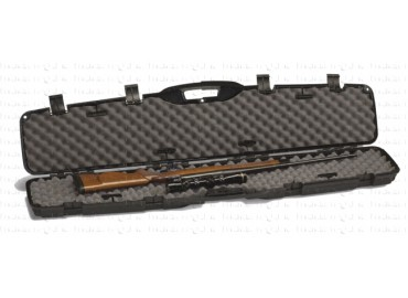 Кейс пластиковый Plano ProMax PillarLock Single Gun Case, Black