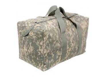 Сумка Rothco Canvas Parachute Cargo Bag, Digital Camo