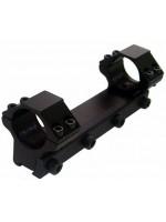 Крепление верхнее монолитное низкое  501 (D-25mm/1…
