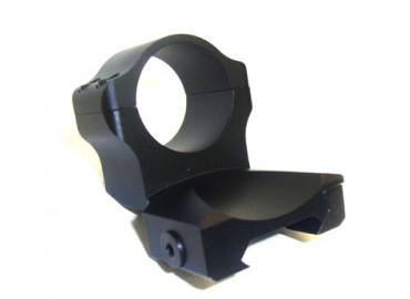Стальные раздельные кольца на Weaver с выносом, D 30 mm, BH 9.0mm KR 25 mm
