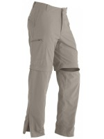 Брюки Cruz Convertible Pant Long, Stone Grey