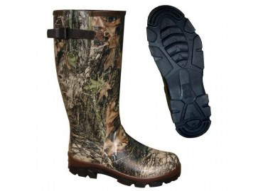 Сапоги PRO Hunt Camo Rubber Hunting Boots