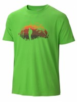 Футболка Alpine Tee SS, Bright Grass