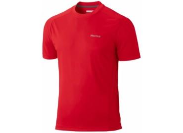 Футболка Windridge SS, Team Red