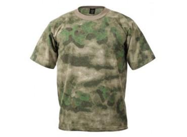 Футболка Rothco A-Tacs Fg T-Shirt, Green