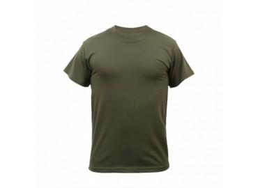 Футболка Rothco Solid Color Green T-Shirt
