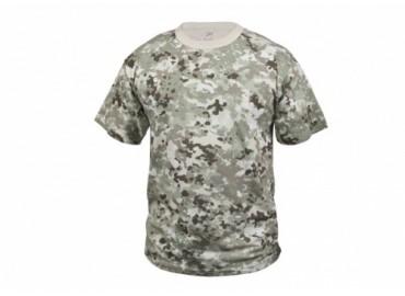 Футболка Rothco Total Terrain Camo T-Shirt