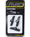 Клипса DAM Lead Clips Green (10шт)