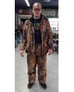 Костюм PRO Hunt Камыш (куртка, брюки, кепка)