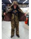Костюм PRO Hunt Камыш Светлый (куртка, комбинезон)