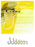 Крючки Salmo Cobra Beak Gold hooks
