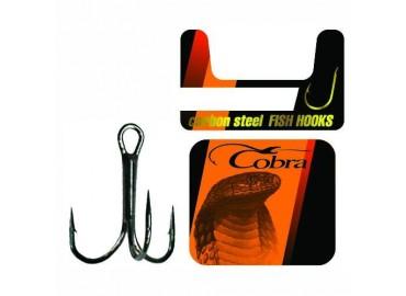 Крючки-тройники Salmo Cobra серии 2081