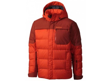 Куртка Shadow Jacket, Sunset Orange/dark Rust
