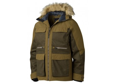 Куртка Telford Jacket, Brown Moss