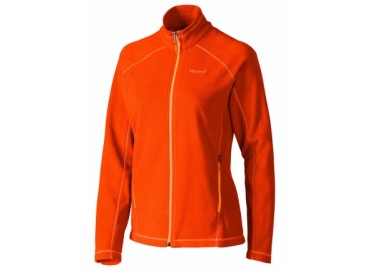 Куртка Wm's Rocklin Full Zip Jacket, Coral Sunset
