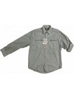 Рубашка Orbis с длинным рукавом оливковая