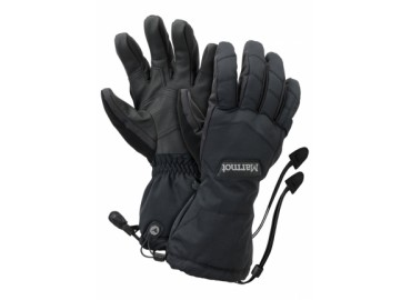 Перчатки Moraine Glove,Black