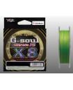 Плетенный шнур YGK G-Soul Upgrade X8