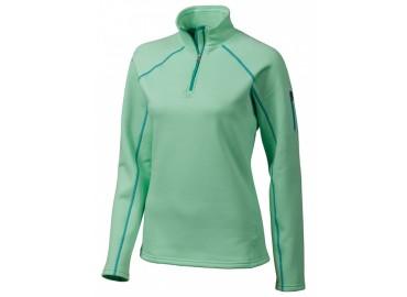 Пуловер Wm's Stretch Fleece, Green Frost