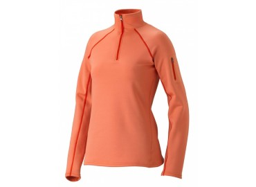 Пуловер Wm's Stretch Fleece, Melon Blush