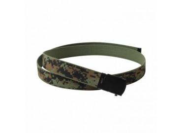 Ремень Rothco Camo Reversible Web Belt Dark