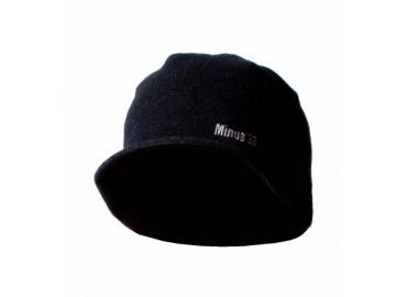 Шапка Minus33  Spur Visor Beanie, Black