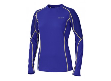 Термобелье Wm's ThrmalClime Pro LS,Crew Electric Blue